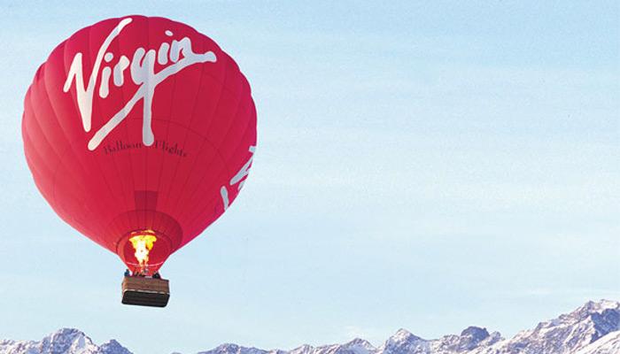 round the world hot air balloon